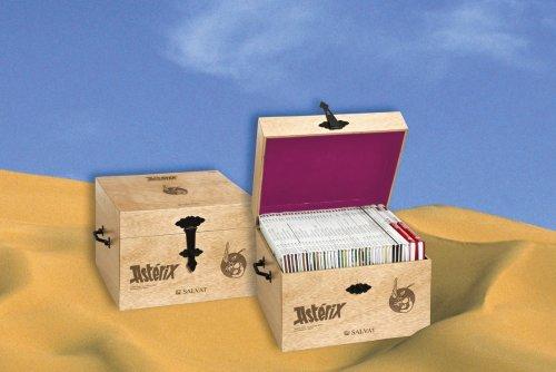 9788421686300: Caja estuche Asterix castellano