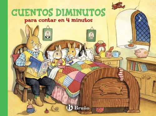 9788421686546: Cuentos diminutos para contar en 4 minutos (Castellano - A Partir De 3 Años - Cuentos - Cuentos Cortos)