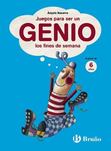 9788421686577: Juegos para ser un genio los fines de semana / Games to be a genius at weekends (Spanish Edition)