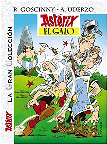 9788421686690: Asterix el galo / Asterix the Gaul: La Gran Coleccion 1 / the Great Collection 1 (Spanish Edition)