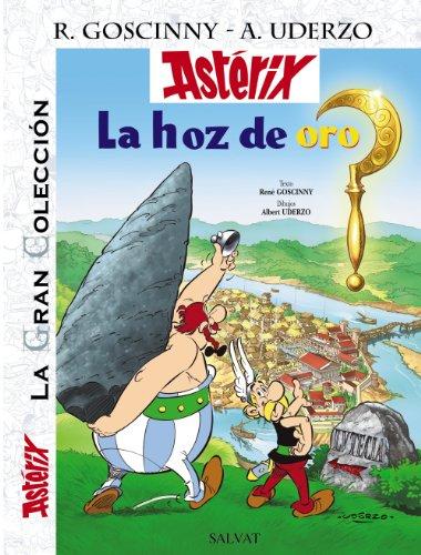 9788421686706: Asterix la hoz de oro / Asterix and the Golden Sickle: La Gran Coleccion / the Great Collection (Spanish Edition)