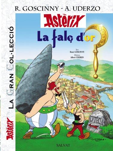 9788421686744: La falç d'or. La Gran Col.lecció (Catalá - A Partir De 10 Anys - Astèrix - La Gran Col·Lecció)