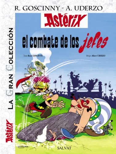 9788421687307: Asterix El Combate De Los Jefes / Asterix The Battle Of The Heads (La Gran Colecction - Asterix / the Large Colecction - Asterix) (Spanish Edition)