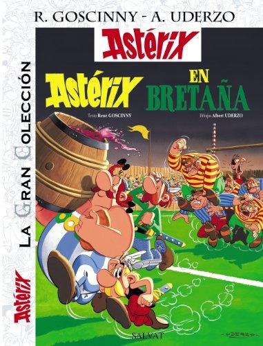 9788421687314: Asterix en Bretana / Asterix in Britain (Spanish Edition)