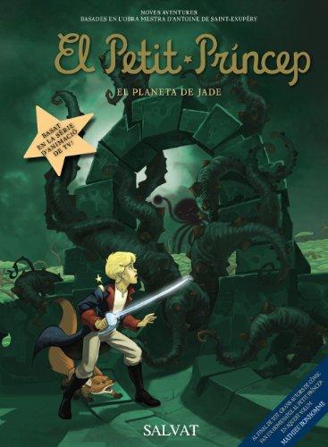 9788421687512: El Petit Príncep, 4. El Planeta de Jade (Català - Salvat - Comic - A. De Saint-Exupéry)