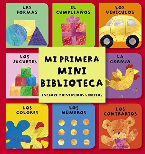 Mi primera mini biblioteca / My Little Learning World (Spanish Edition) (8421687832) by Elizabeth Golding; Pat Hegarty