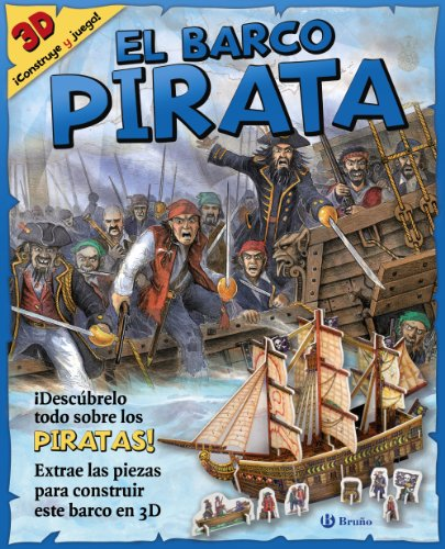 9788421687840: El Barco Pirata (Castellano - A Partir De 6 Años - Manipulativos (Libros Para Tocar Y Jugar), Pop-Ups - ¡Construye Y Juega!)