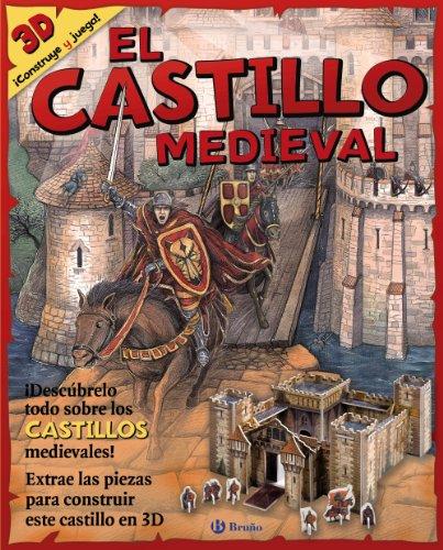 9788421687857: El castillo medieval / The medieval castle: 3d Construye Y Juega! / Build and Play!