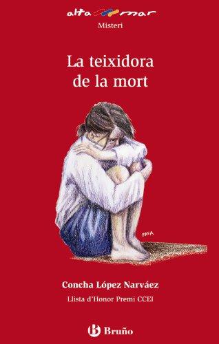 9788421688069: La teixidora de la mort (Valencià - A Partir De 12 Anys - Altamar)