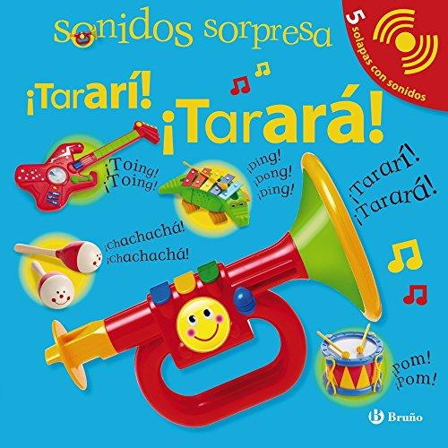 Sonidos sorpresa ¡Tararí! ¡Tarará! / Noisy Peekaboo! Toot! Toot! (Spanish Edition) (8421688081) by Sirett, Dawn