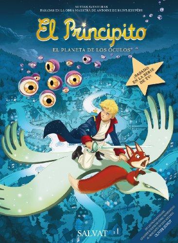 9788421688168: El Principito, 6. El Planeta de los Óculos (Castellano - Salvat - Comic - A. De Saint-Exupéry)