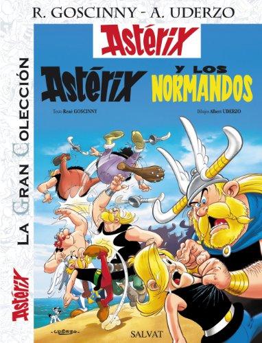 9788421688526: Astérix y los normandos. La Gran Colección