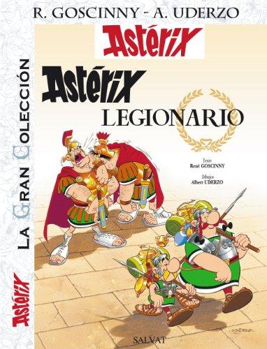 9788421688533: Astérix legionario. La Gran Colección