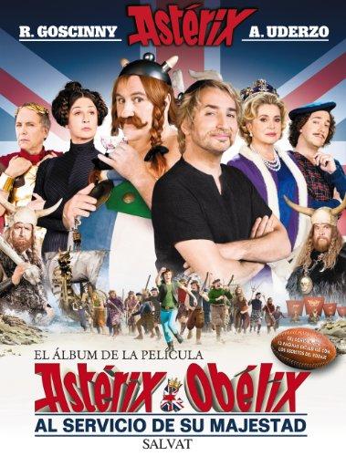 9788421688588: Astérix & Obélix al servicio de su majestad. El álbum de la película (Castellano - A Partir De 10 Años - Astérix - Especiales)