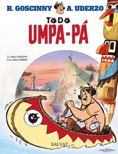 9788421688670: Todo Umpa-pá (Castellano - A Partir De 10 Años - Cómic Y Novela Gráfica - Otros Cómics)