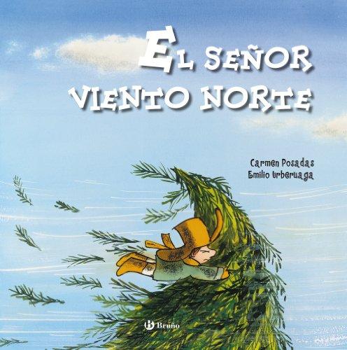 9788421689219: El señor viento norte/Mr. North Wind (Spanish Edition)
