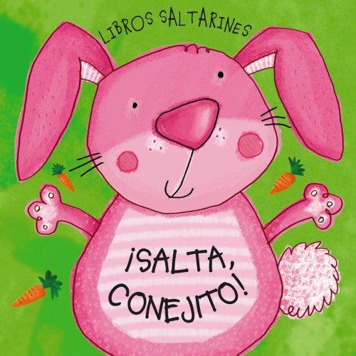 9788421689448: Libros Saltarines. ¡Salta, Conejito! (Castellano - A Partir De 0 Años - Proyecto De 0 A 3 Años - Libros Manipulativos)