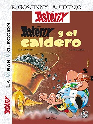 9788421689592: Astérix y el caldero. La Gran Colección (Castellano - A Partir De 10 Años - Astérix - La Gran Colección)