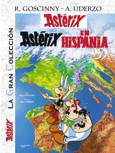 9788421689608: Astérix en Hispania (Astérix: La Gran Colección) (Spanish Edition)