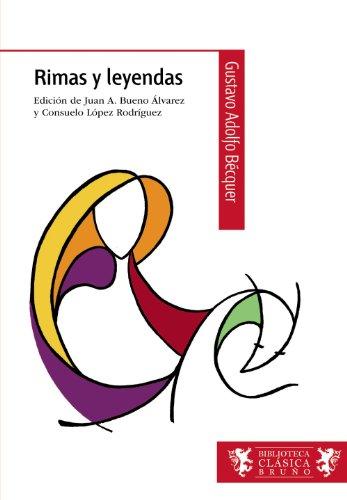 RIMAS Y LEYENDAS: Gustavo Adolfo Bécquer