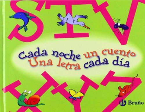 9788421690895: STVXYZ cada noche un cuento una letra cada día / STVXYZ a story each night a letter every day: STUVXYZ (Spanish Edition)