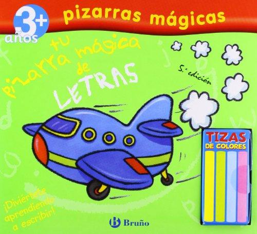 9788421691663: Tu pizarra mágica de letras (Castellano - A Partir De 3 Años - Manipulativos (Libros Para Tocar, Jugar Y Pintar), Pop-Ups - Pizarras Mágicas)