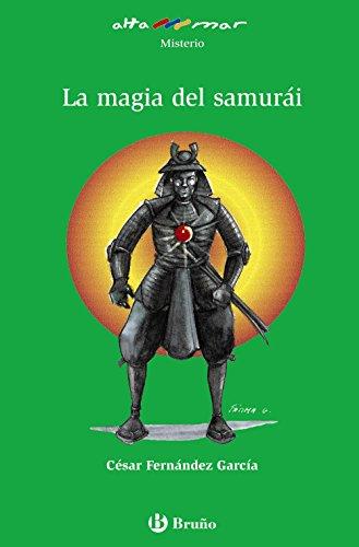 9788421692219: La magia del samurái (Castellano - A Partir De 10 Años - Altamar)