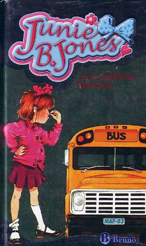9788421692400: Junie b. jones y el autobus apestoso