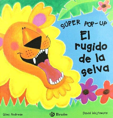 9788421692868: El rugido de la selva / The Rumble in the Jungle (Super Pop up) (Spanish Edition)