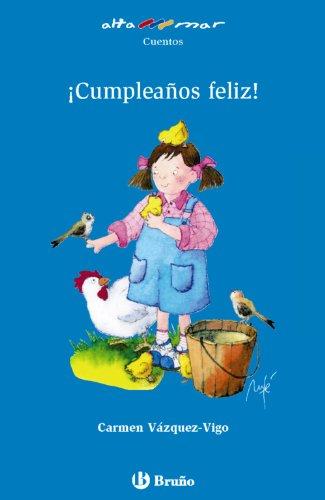 9788421693810: ¡Cumpleaños feliz! (Castellano - A Partir De 6 Años - Altamar)