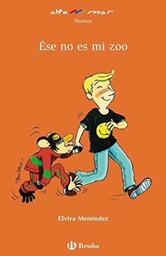 9788421693827: Ese no es mi zoo (Spanish Edition)