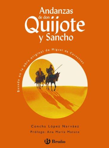 Andanzas de don Quijote y Sancho /: Narvaez, Concha Lopez