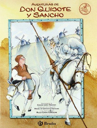 9788421693872: Aventuras de Don Quijote y Sancho / Adventures of Don Quixote and Sancho (Spanish Edition)