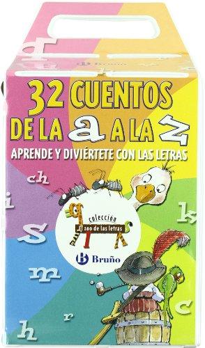 9788421693902: 32 Cuentos de la A a la Z (Castellano - A Partir De 3 Años - Libros Didácticos - El Zoo De Las Letras)