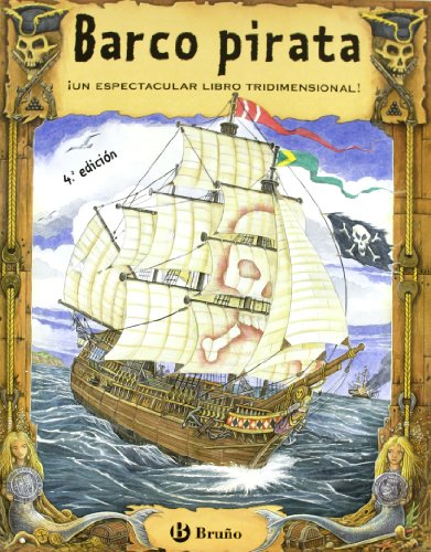 9788421694503: Barco pirata/ Pirate Ship (Spanish Edition)