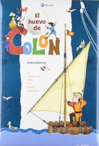 9788421695555: El huevo de Colón (Castellano - Bruño - Oro Parece)