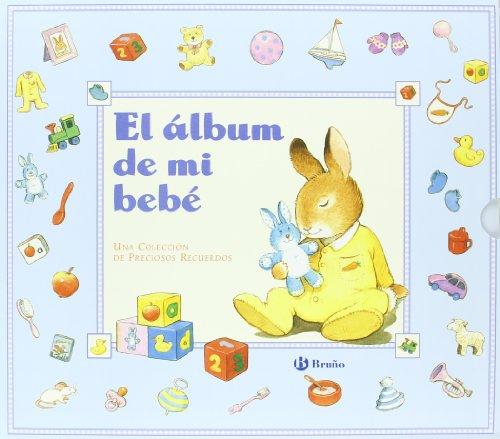 9788421695937: El álbum de mi bebé (azul) (Castellano - A Partir De 0 Años - Álbumes Del Bebé)