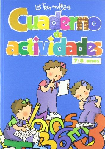 9788421696484: Cuaderno de actividades de las tres mellizas/ Activity Book of the Triplets (Tres Mellizas/ Triplets) (Spanish Edition)