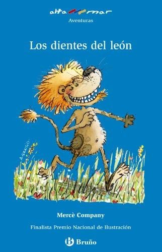 9788421696576: Los dientes del leon (Alta Mar- Adventures/ Open Sea- Adventures) (Spanish Edition)