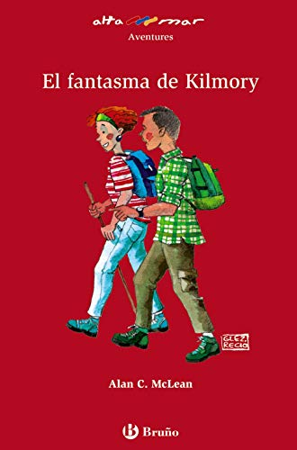 9788421696781: El fantasma de Kilmory (Catalá - A Partir De 12 Anys - Altamar)