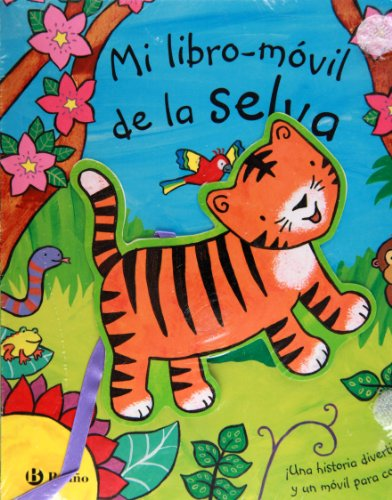 9788421696873: Mi libro-movil de la selva.Una historia divertida y un movil para colgar! (Libros moviles/ Mobile Books) (Spanish Edition)