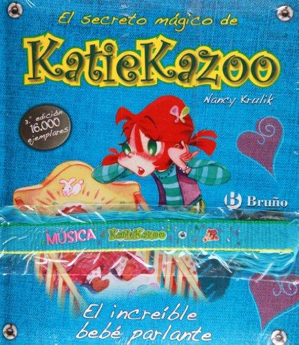 9788421697429: El increíble bebé parlante (Castellano - A Partir De 8 Años - Personajes - Katie Kazoo)