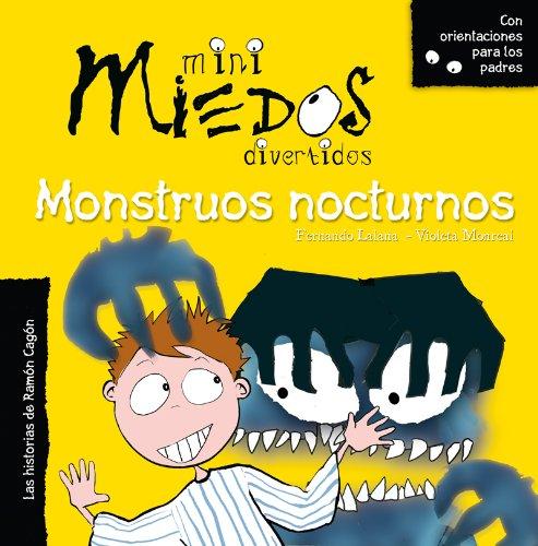 Monstruos nocturnos/ Monster Night (Minimiedos/ Mini Fears) (Spanish Edition): Lalana, ...