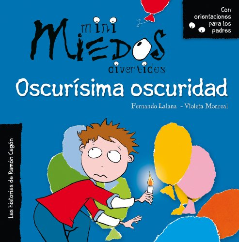 9788421697641: Oscurísima oscuridad (Castellano - Bruño - Minimiedos)