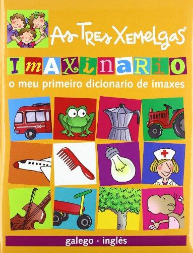 9788421697726: Imaxinario As Tres Xemelgas (galego-inglés): O meu primeiro dicionario de imaxes (Galego - Bruño - As Tres Xemelgas)