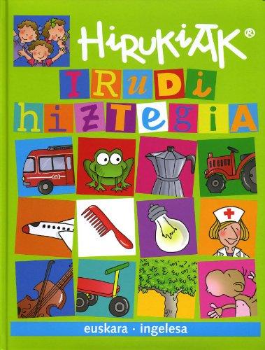 9788421697733: Irudi hiztegia Hirukiak (euskara-ingelesa) (Euskara - Bruño - Hirukiak)