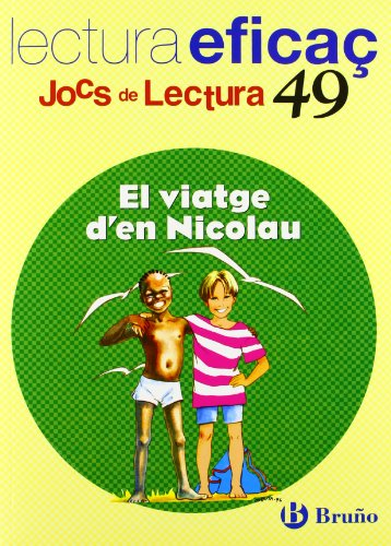 9788421698334: El viatge d'en Nicolau Joc de Lectura (Català - Material Complementari - Jocs De Lectura) - 9788421698334