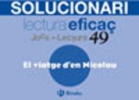 9788421698341: El viatge d ' en Nicolau Solucionari