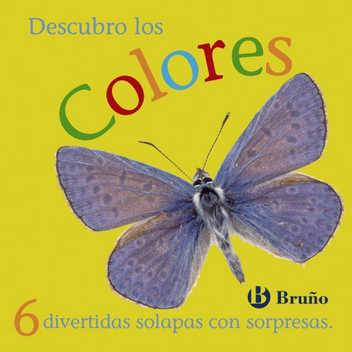 9788421698402: Descubro Los Colores/ Flip Flaps Colorful World (Para Pequenitos/ for Little Ones) (Spanish Edition)