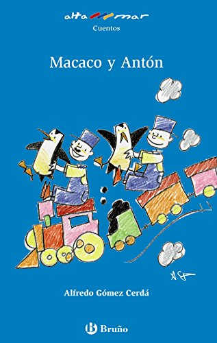 9788421698730: Macaco y Antón (Castellano - A Partir De 6 Años - Altamar)